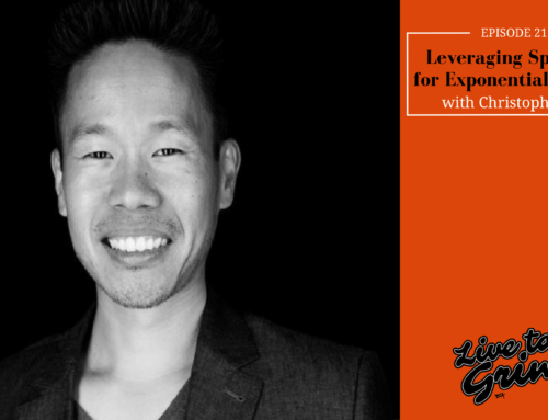 Episode 215: Leveraging Speaking for Exponential Growth with Christopher Kai