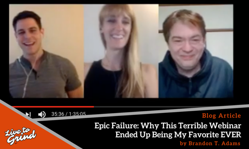 epic failure for webinar LTG Blog Featured Image