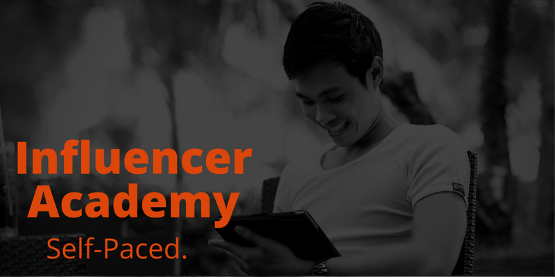 Influencer Accelerator Academy image for website live to grind brandon t. adams