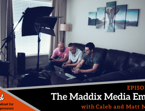 Episode 235: The Maddix Media Empire with Caleb and Matt Maddix