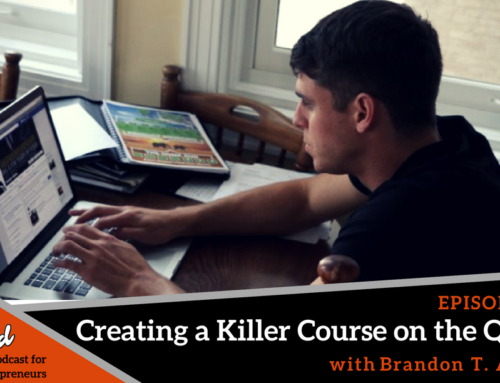 Episode 236: Creating a Killer Course on the Quick with Brandon T. Adams