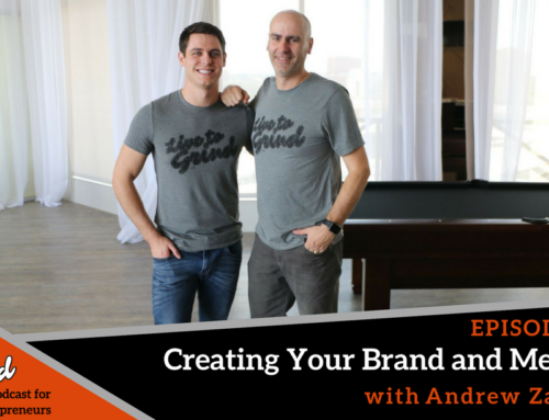 Episode 245: Creating Your Brand and Message with Andrew Zalasky