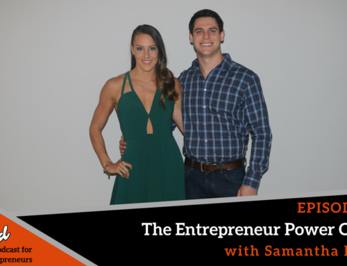 Episode 243: The Entrepreneur Power Couple with Samantha Rossin