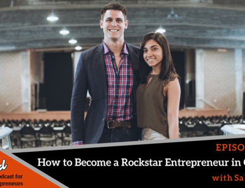 Episode 249: How to Become a Rockstar Entrepreneur in College with Sabah Ali