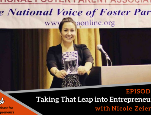 Episode 263: Taking That Leap into Entrepreneurship with Nicole Zeien-Cox
