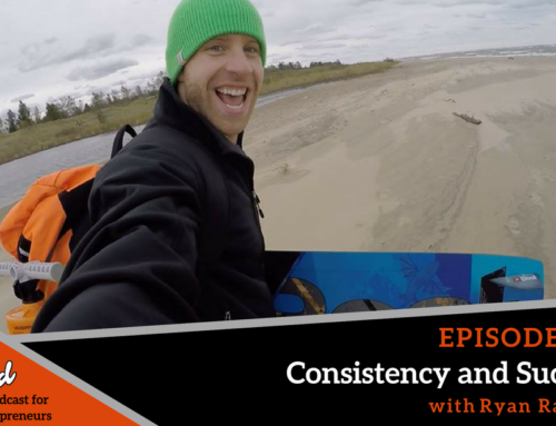 Episode 278: Consistency and Success with Ryan Raymer