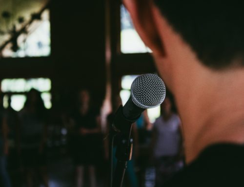 Motivating a Crowd Through Public Speaking