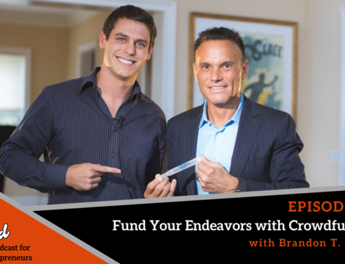 Episode 293: Fund Your Endeavors with Crowdfunding with Brandon T. Adams