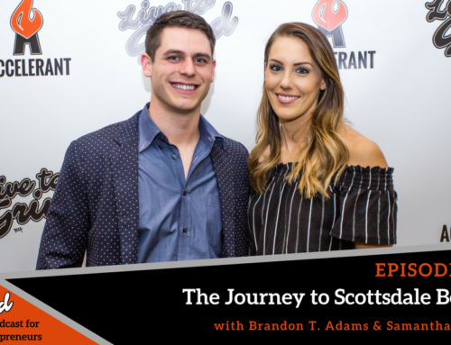 Episode 312: The Journey to Scottsdale Begins with Brandon T. Adams and Samantha Rossin