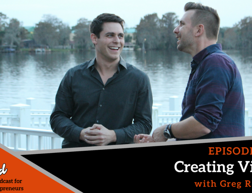 Episode 306: Creating Video with Greg Rollett
