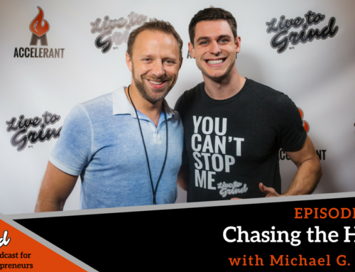 Episode 330: Chasing the High with Michael G Dash