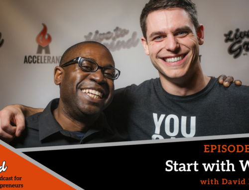 Episode 344: Start with Why with David France