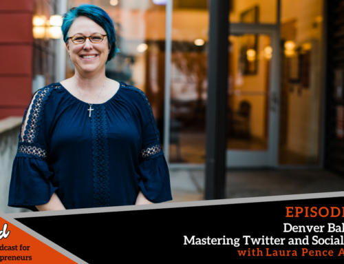 Episode 370: Denver Ballers #3 Mastering Twitter and Social Media with Laura Pence Atencio
