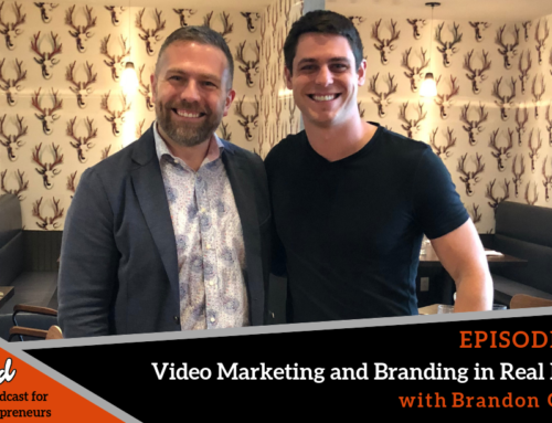 Episode 375: Video Marketing and Branding in Real Estate with Brandon Green