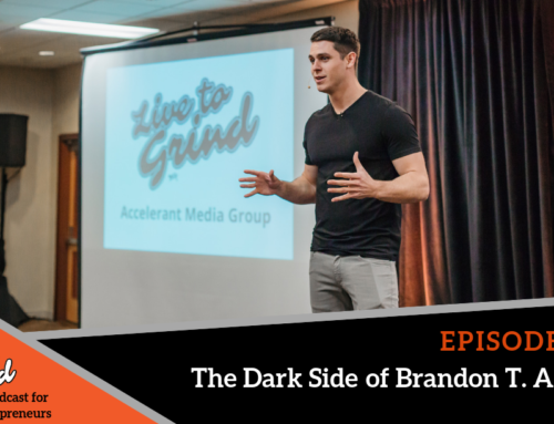 Episode 376: The Dark Side of Brandon T. Adams