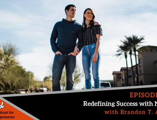 Episode 383: Redefining Success with Netflix with Brandon T. Adams